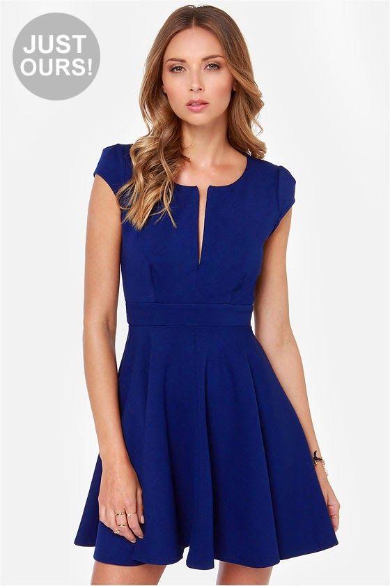 Hermosos vestidos de moda elegantes   Especial vestidos cortos de moda