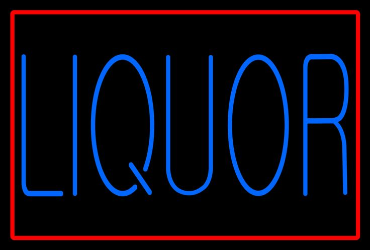 Animated Red Liquor with Blue Border Neon Sign 25 Tall x 37 Wide x 3 Deep, is 100% Handcrafted with Real Glass Tube Neon Sign. !!! Made in USA !!!  Colors on the sign are Blue and Red. Animated Red Liquor with Blue Border Neon Sign is high impact, eye catching, real glass tube neon sign. This characteristic glow can attract customers like nothing else, virtually burning your identity into the minds of potential and future customers.