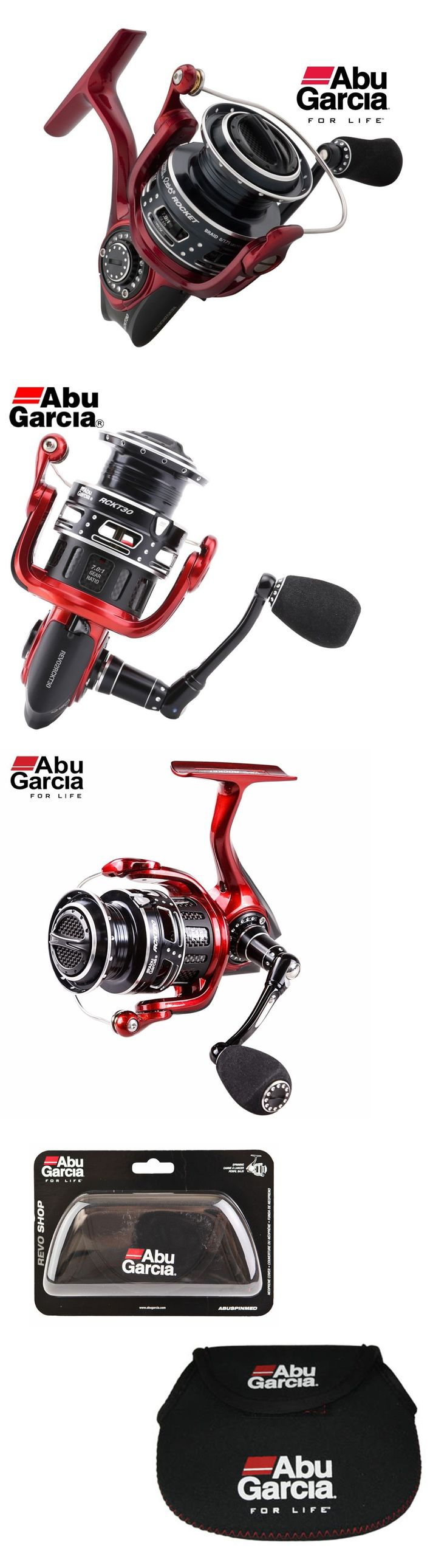 Spinning Reels 36147: New Abu Garcia Revo Rocket 30 Spinning Reel And Free Abu Garcia Reel Cover -> BUY IT NOW ONLY: $159 on eBay!