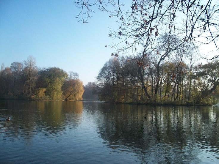 Epic English garden Munich