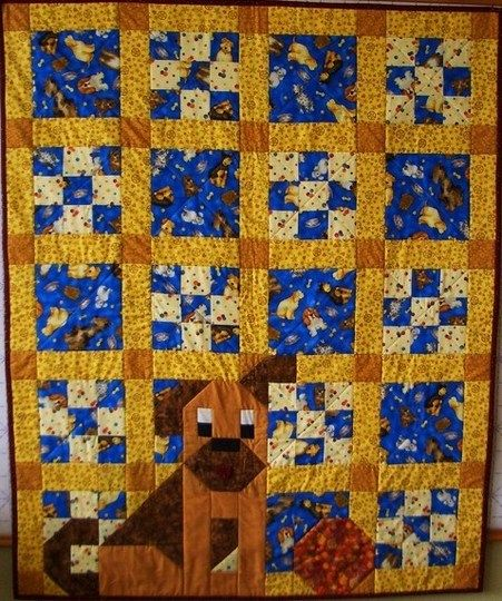 Dinosaurs Quilt Patterns for Boys | The House of Wilson: Dino designs and puppy dog tails