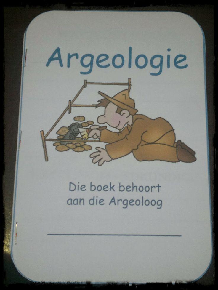 Argeologie aflaaibare boekie
