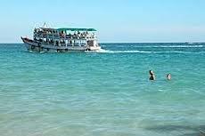 Ferry to reach Koh Samui
