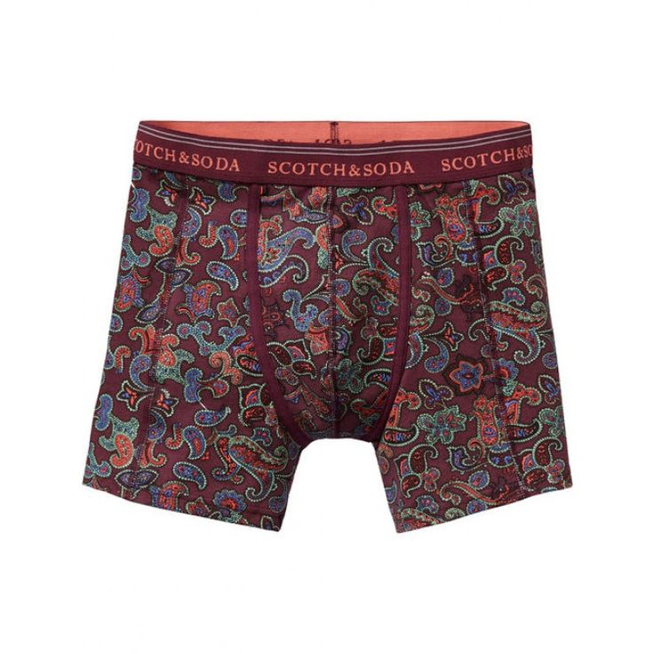 Scotch and Soda 2-Pack Boxer Shorts | John-Andy.com