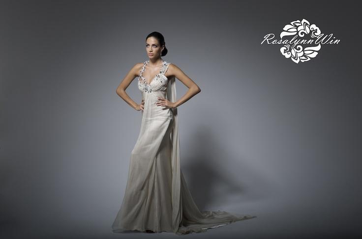 Verona gown. www.rosalynnwin.com