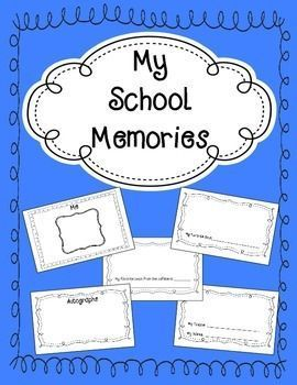 these are the memories of my favourite days at school When i think about my high school experience, there are many things that come to mind some of them are: good memories, bad memories, mistakes, lessons, happiness, heartbreak, misfortune, joy, drama, and most importantly, fun.
