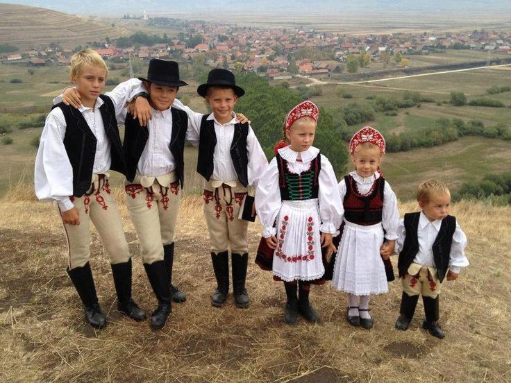 Little szekler children:)