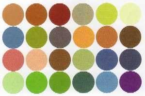 Seasonal color analysis autumn