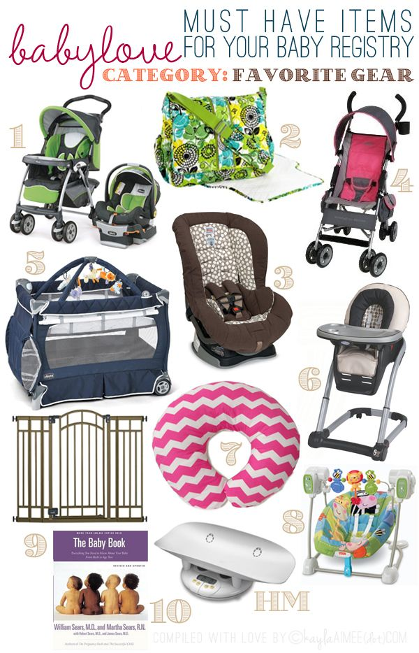 429 best Baby - Gear images on Pinterest
