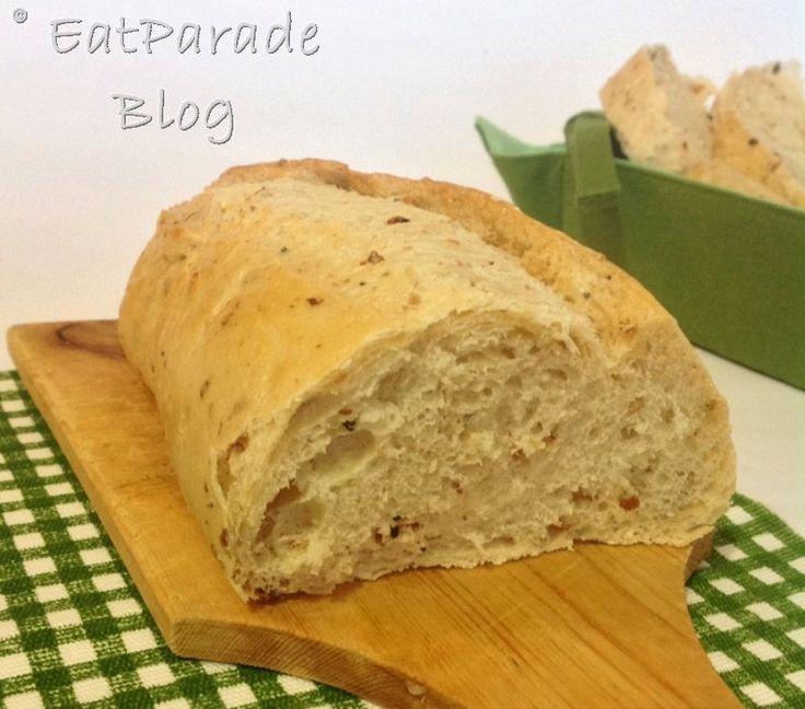 Pane di patate ai semi vari - con lievito madre