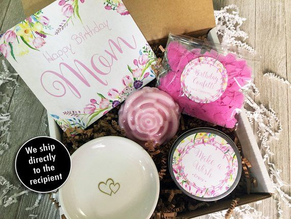Mom Birthday Gift In A Box Mother For Happy Set Her Care Package