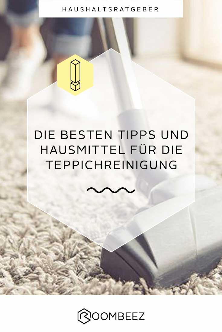 Teppich Reinigen Tipps Und Hausmittel Otto Teppich Reinigen Teppichreinigung Teppichboden Reinigen