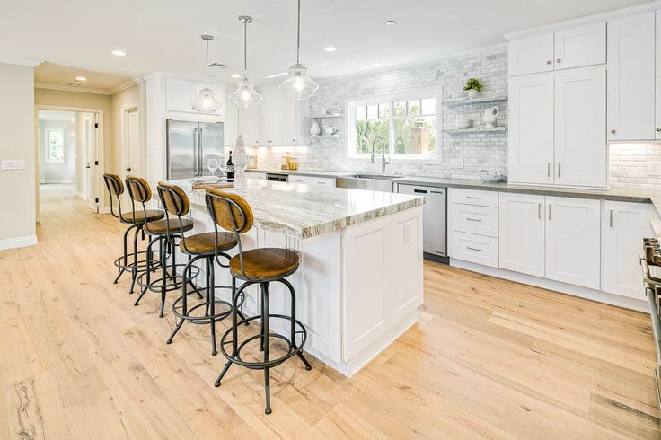 18 Best Kitchen Cabinets White Shaker Images On