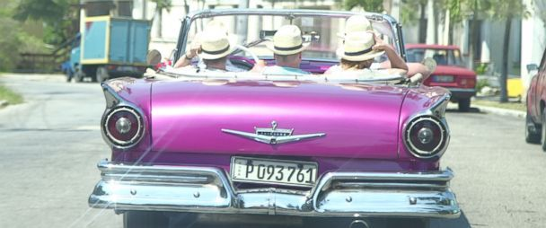 PHOTO: Increased U.S. tourism in Cuba is expected to bring needed income but some also fear problems.