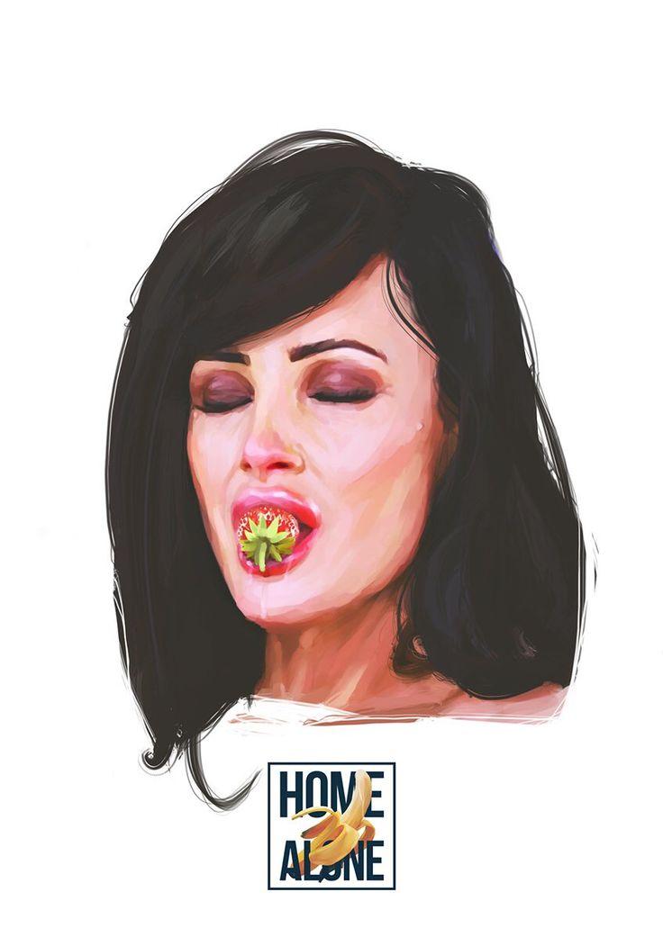 #porn #homealone #lisa #ann