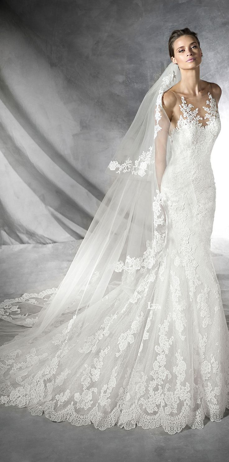 Pronovias 2016 Wedding Dress-Alailable to order at Bridal Manor   www.bridalmonor.co.za
