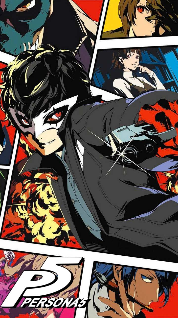 Persona 5 Wallpaper Hd Phone Backgrounds Characters Art Ideas For Iphone Android Lock Screen In 2020 Persona 5 Persona 5 Anime Disney Phone Backgrounds