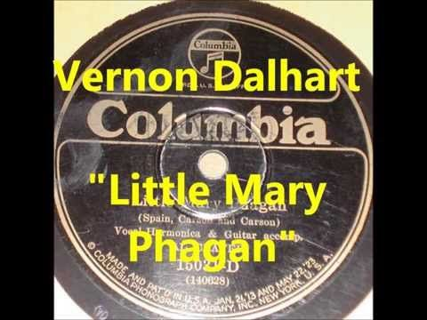 Vernon Dalhart The Little Brown Jug - The Old Grey Mare