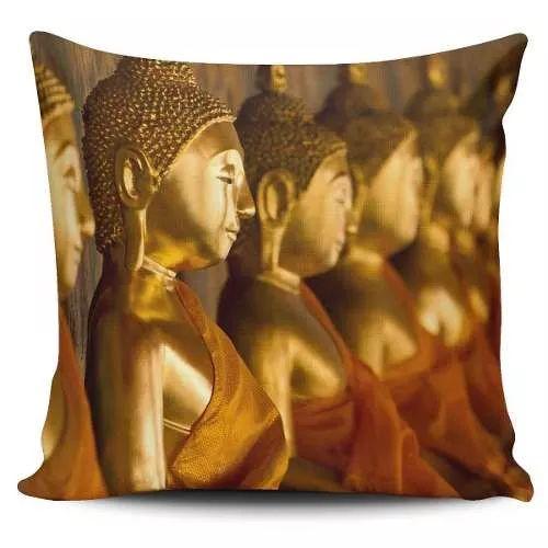 Cojin Decorativo Tayrona Store Buda 13 - $ 43.900