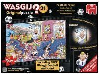 Wasgij? #21: Football Fever! (2 x 1000)