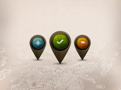 Map-markers