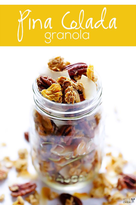 Pina Colada Granola + Nature Box #GIVEAWAY   gimmesomeoven.com