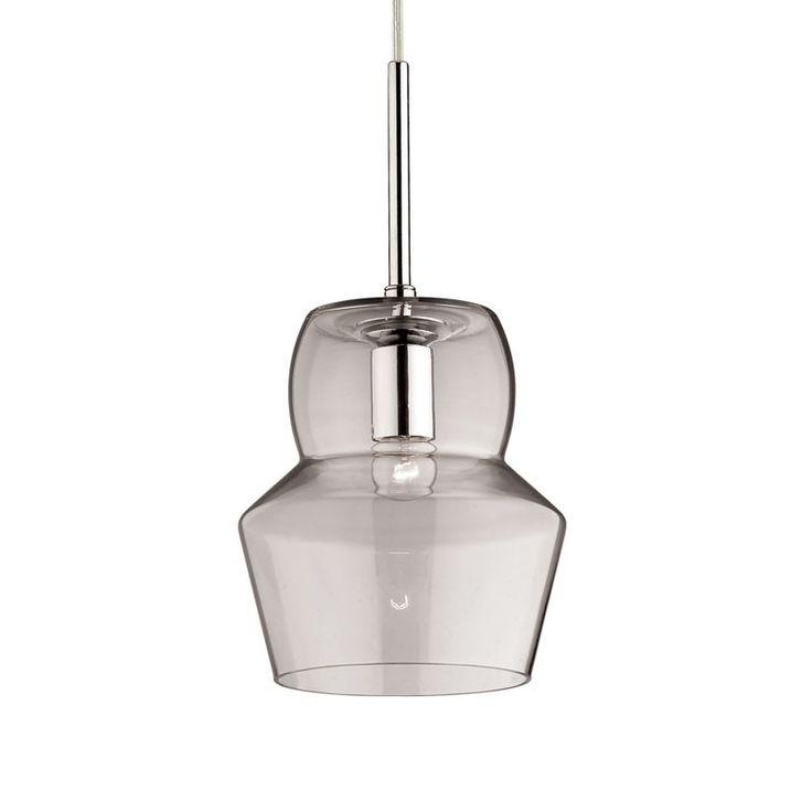Zeno Ceiling Pendant Light - Clear