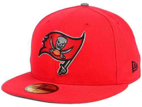 Tampa Bay Buccaneers New Era NFL Thanksgiving On Field Reflective 59FIFTY