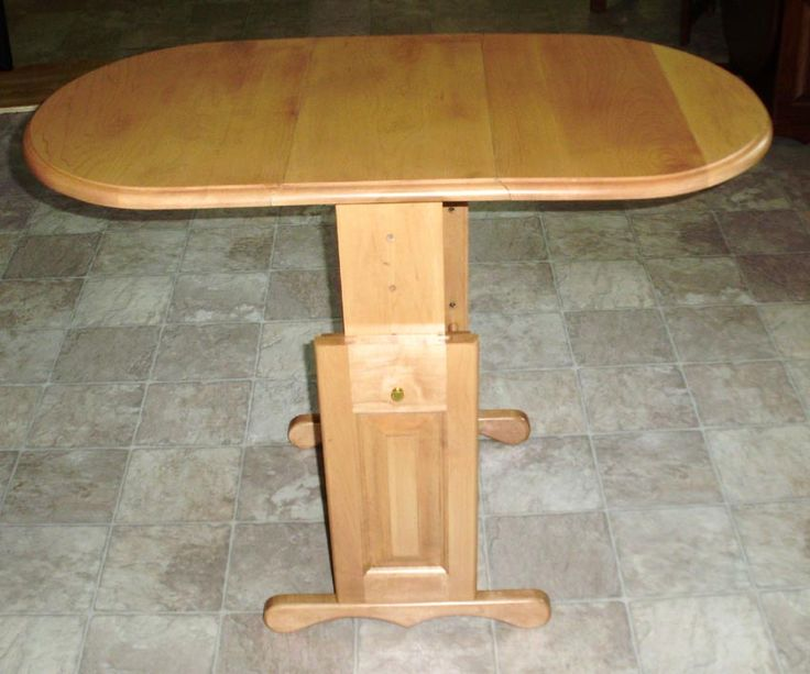 Tables designed for RV useAmish furnitureIndiana