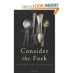 How the tools with which we eat and cook changes our bodies and lives.