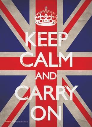 keep calm wills!