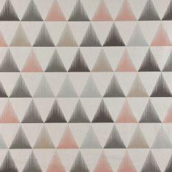 Bomull grå m pudder/sand trekanter