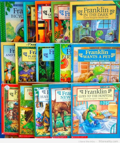 The Franklin Cover Up Book : Best images about franklin