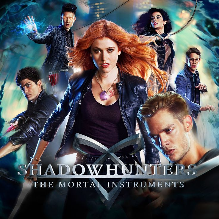 Failed It/Failed It: Shadowhunters Edition – From Page To Screen ...