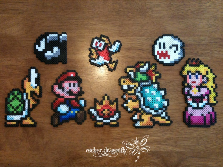 72 best images about mario perler beads on pinterest perler beads super mario bros and hama beads. Black Bedroom Furniture Sets. Home Design Ideas