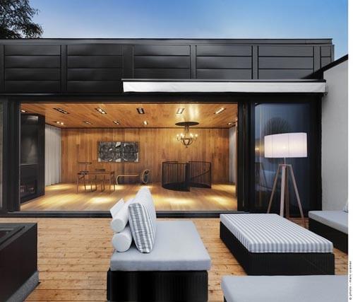 Beautiful contemporary house...