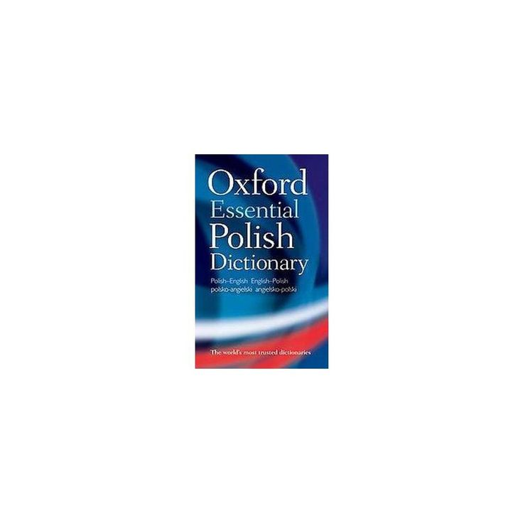 Oxford Essential Polish Dictionary (Bilingual) (Paperback)