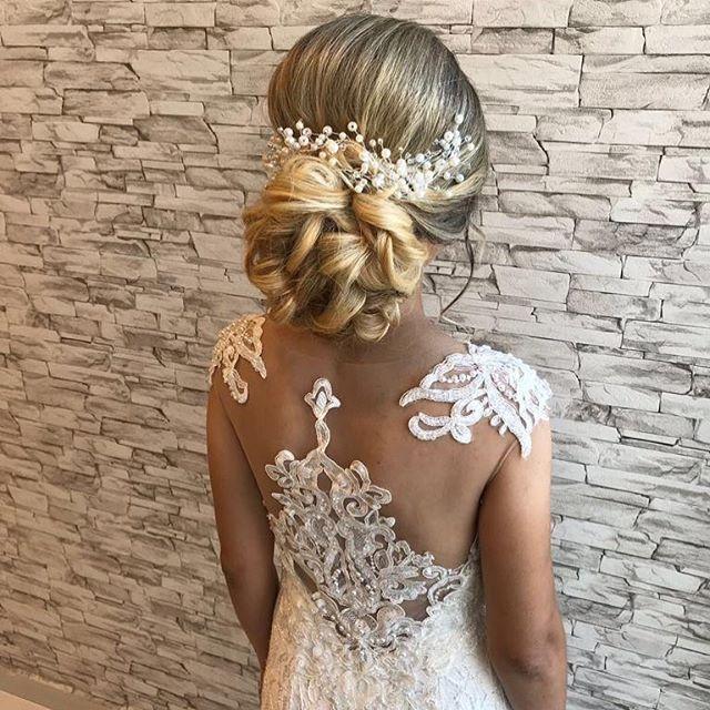 Mutluluklar Dileriz Hair Artist Nese Hanim Emmaguzellik Emmaguzellikfsm Artistic Hair Wedding Dresses Lace Wedding