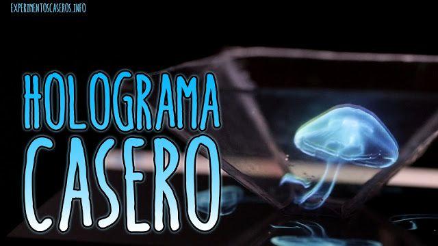 Cómo hacer un holograma casero para el móvil o celular, holograma casero, holograma 4 cara,hologram 4 face, experimentos caseros, experimentos sencillos, experimentos fáciles, experimentos para niños, experimentos de física, experimentos de química, experimentos de ciencia, ciencia, ciencia en casa