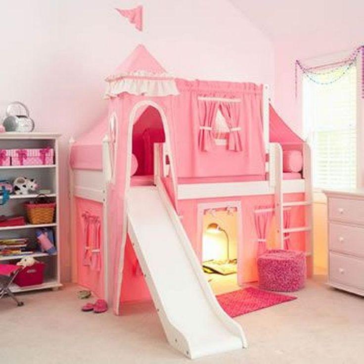 20 Amazing Princess Castle Bedroom Design Ideas For Girls