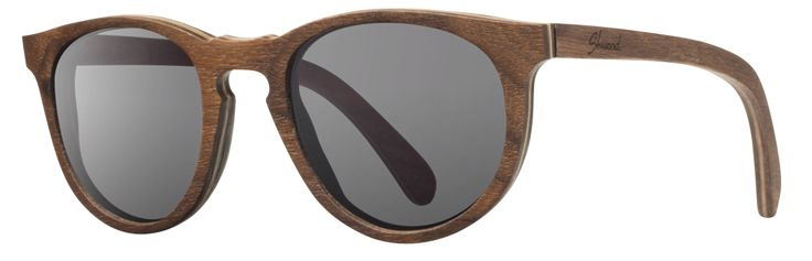Belmont wooden sunglasses by Shwood