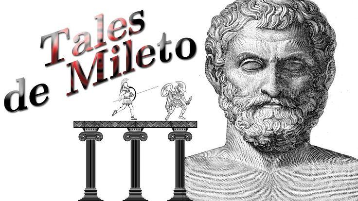 Frases de Tales de Mileto - YouTube