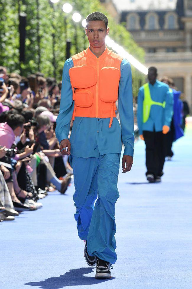 Louis Vuitton Spring 2019 Menswear Collection | Tom
