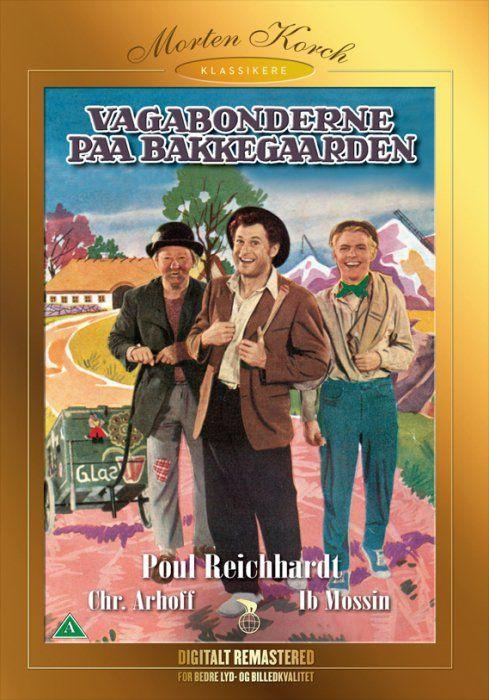 vagabonderne på bakkegaarden - DVD