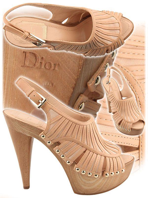 Christian Dior Womens Shoes