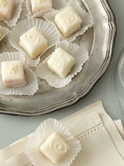 1000 Images About Petit Fours On Pinterest