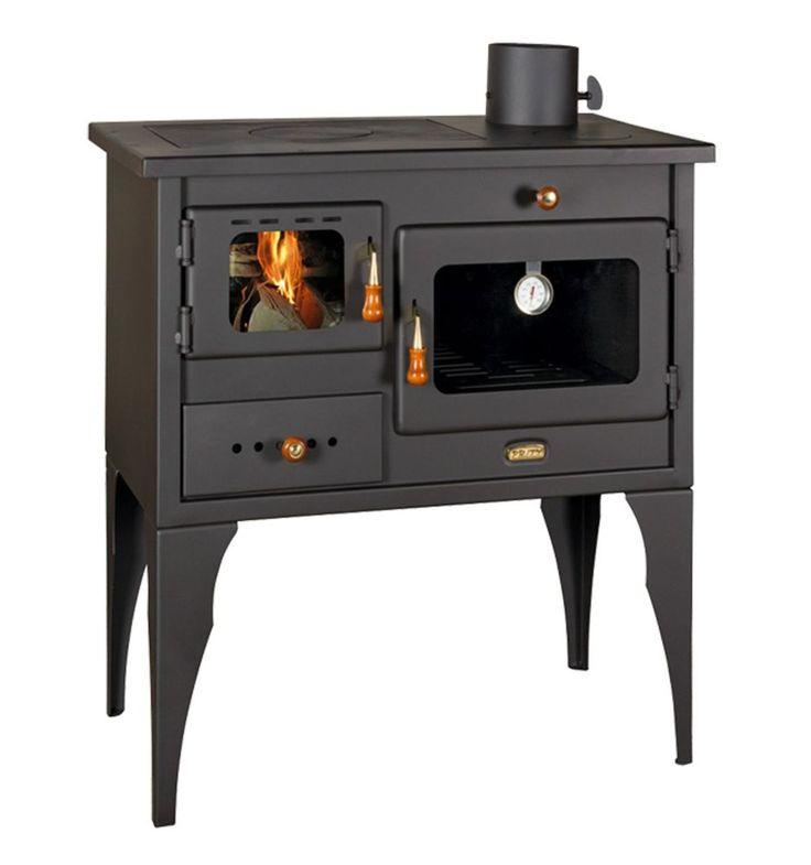 wow - cheap range cooker  - very simple in steel seen on eBay