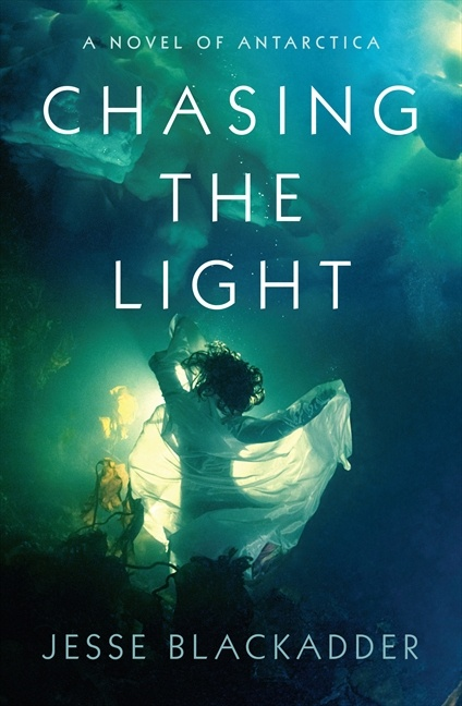 Give away day 12 - Chasing the Light by Jesse Blackadder. Thanks to HarperCollins.