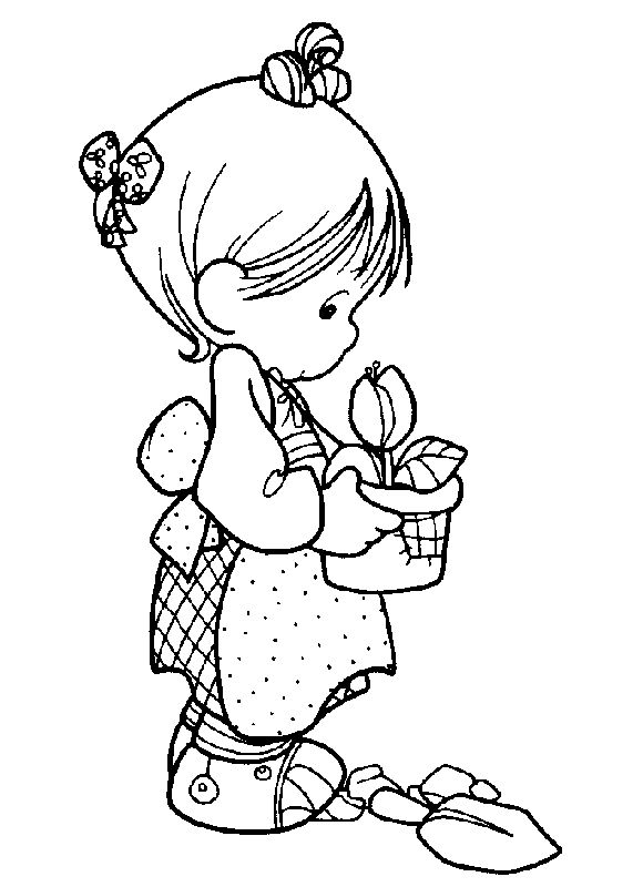 sweet children 999 coloring pages