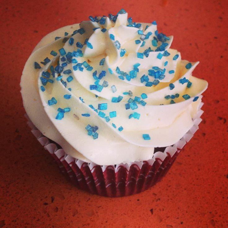 Breaking bad cupcake